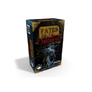 Fates of Madness Box Art - Front